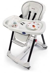 Chaise Haute Prima Pappa par Martinelli
