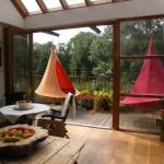 Cacoon : conçu pour l'intérieur comme l'extérieur