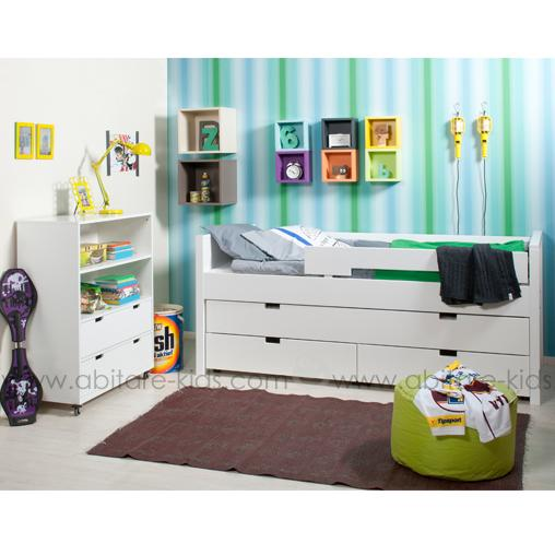 chambre enfant de la marque bopita chez abitare kids abitare kids. Black Bedroom Furniture Sets. Home Design Ideas