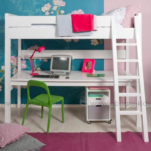 chambre enfant de la marque bopita chez abitare kids. Black Bedroom Furniture Sets. Home Design Ideas