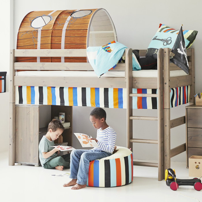 terra la nouvelle collection de flexa abitare kids. Black Bedroom Furniture Sets. Home Design Ideas
