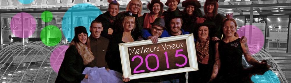 Bonnes fêtes et heureuse année 2015 !!!