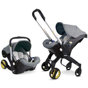 poussette siège auto bébé groupe 0