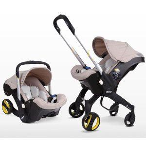 poussette siège auto bébé groupe 0+ dune