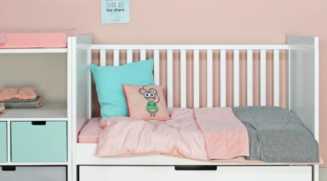 Le lit bébé Baby Flex par Bopita
