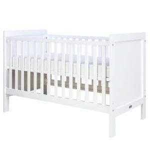 lit bebe 70 x 140 baby flex bopita blanc