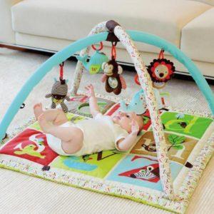tapis d eveil ALPHABET ZOO abitare kids