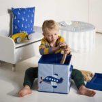 textile flexa boites rangement enfant abitare kids