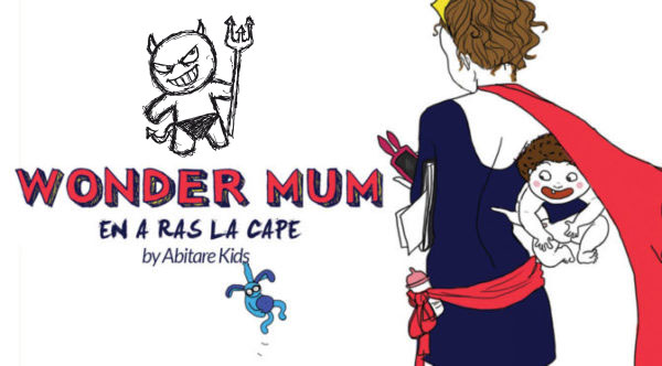 wonder mum abitare kids