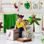 decoration jungle flexa abitare kids