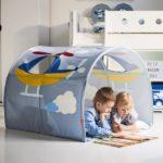 cabane jeu textile transport flexa abitare kids