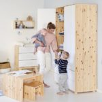 collection nast flexa armoire enfant 2 portes abitare kids
