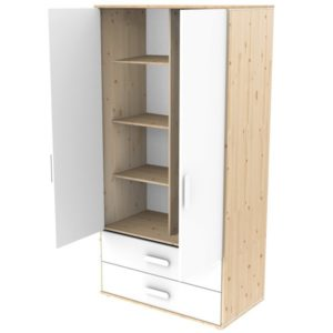 collection nast flexa armoire enfant abitare kids