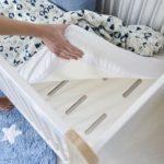 collection nast flexa lit bébé évolutif sommier intégré abitare kids
