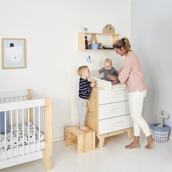 collection nast flexa chambre bébé abitare kids
