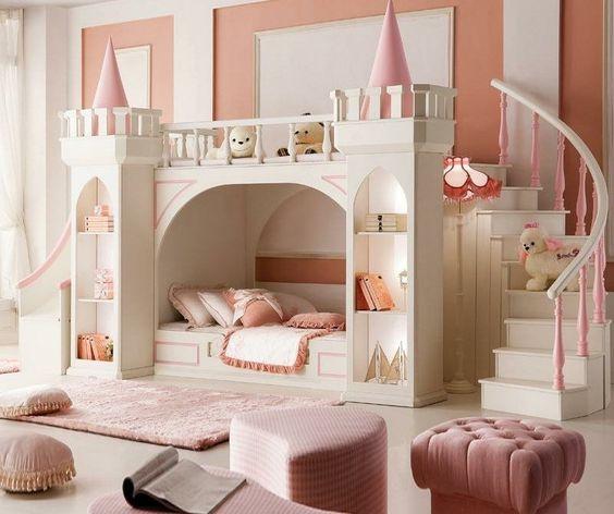 cabane chateau de princesse
