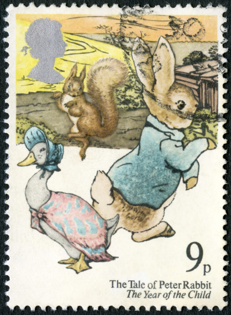 Conte de pierre lapin