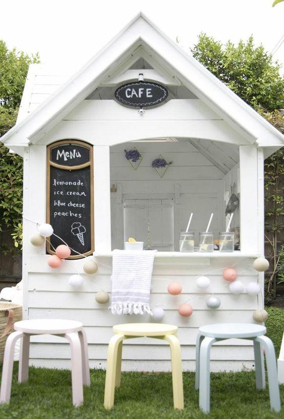 cabane à glaces