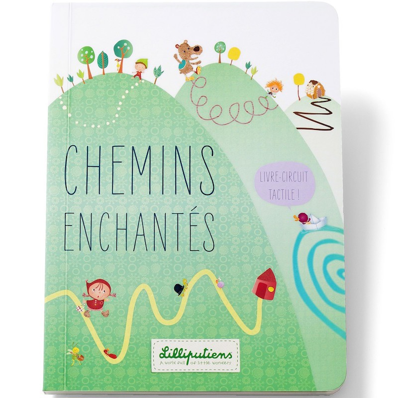 chemins enchantés Lilliputiens Abitare Kids
