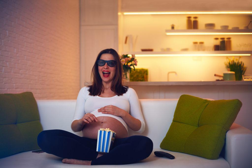 film attendre bébé enceinte