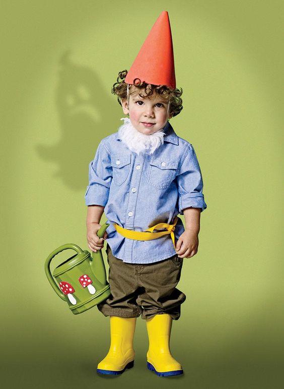 deguisement Halloween enfant nain