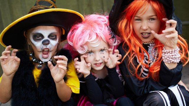 deguisement enfant halloween