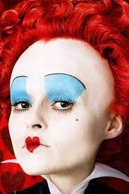maquillage enfant Halloween reine de coeur
