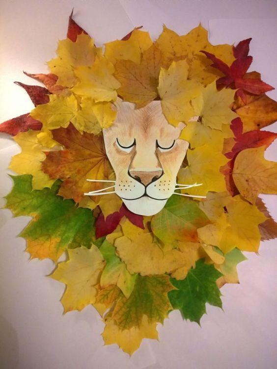 activté automne loisir creatif