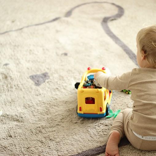 tapis de jeux enfant ours lorena canals