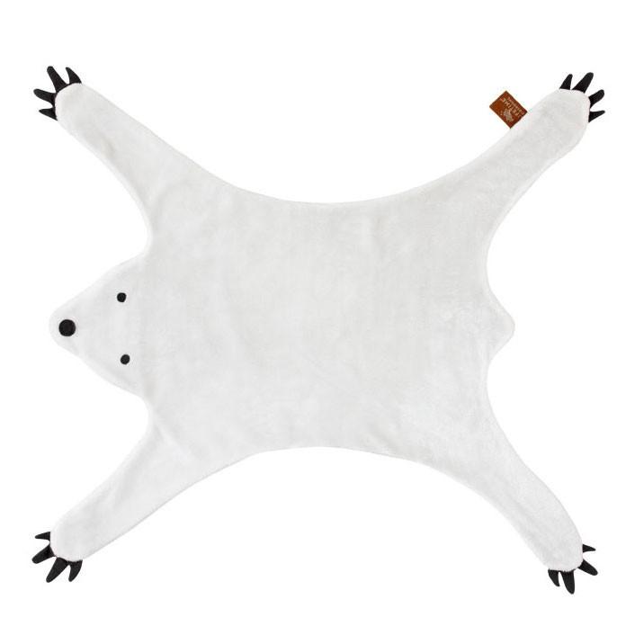 tapis de jeux enfant ours polaire
