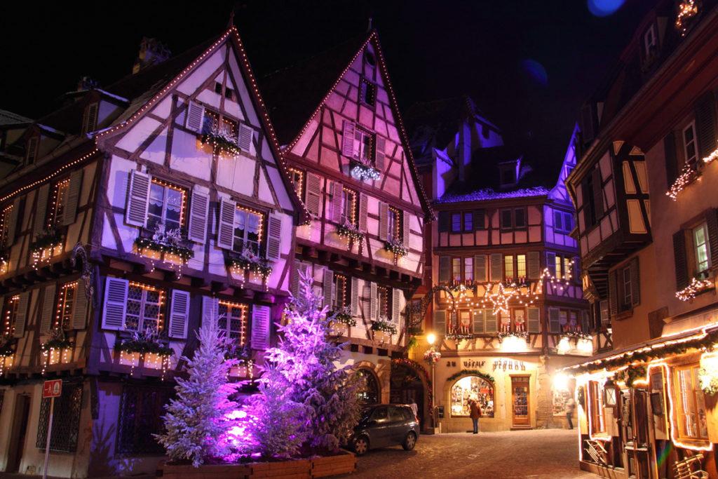 Strasbourg voyage Père Noel