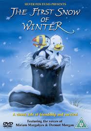 la premiere neige dessin animé