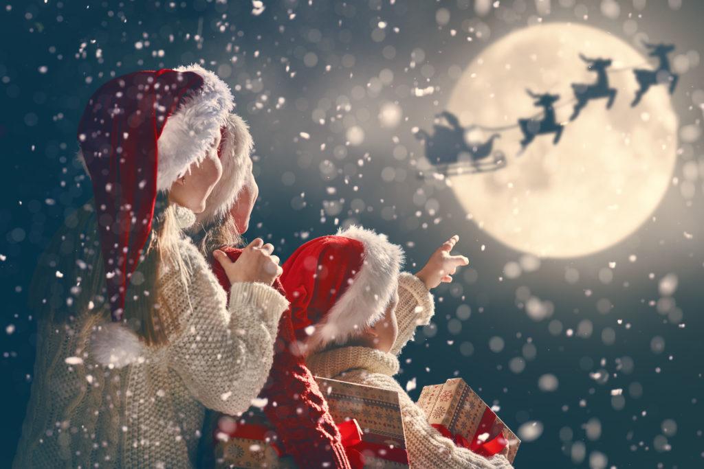 voyage rencontre Père Noel
