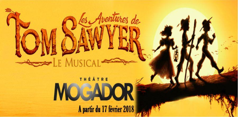 Les aventures de Tom Sawyer spectacle enfant