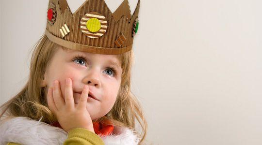 galette des rois enfant