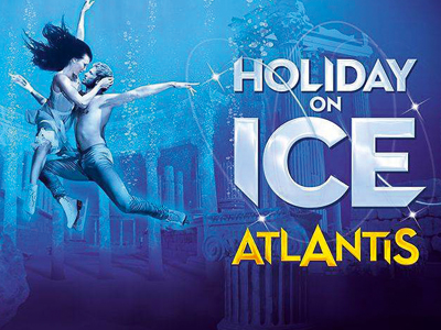 holiday on ice spectacle enfant