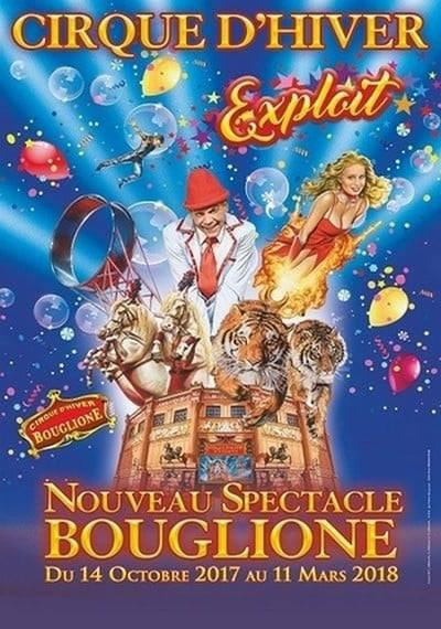 le cirque bouglione spectacle enfant