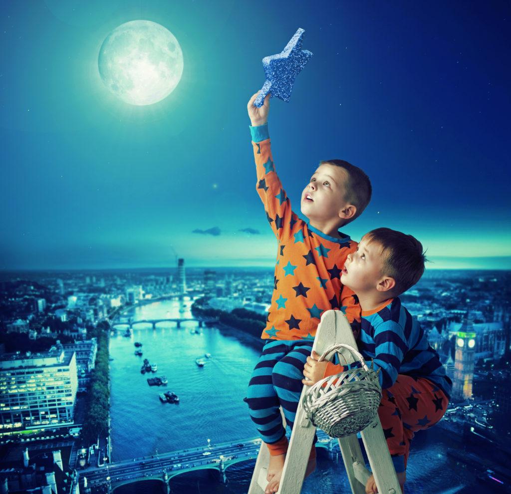 soirée pyjama enfant