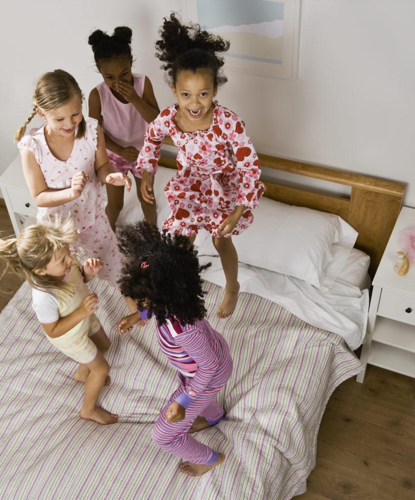 Ce Soir C Est Soirée Pyjama Pour Les Enfants Abitare