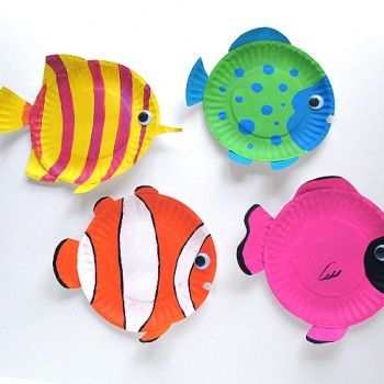 poisson d'avril DIY