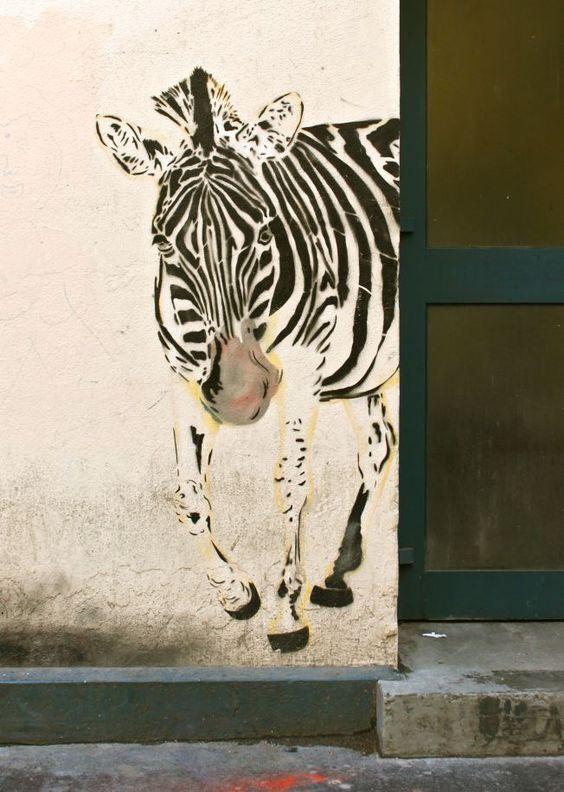 street art enfant Mosko