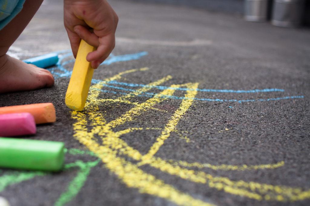 street art enfant abitare kids