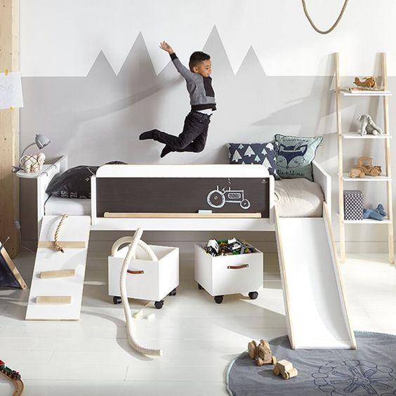 chambre enfant aire de jeux