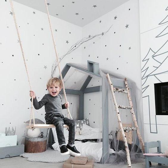 chambre enfant terrain jeux