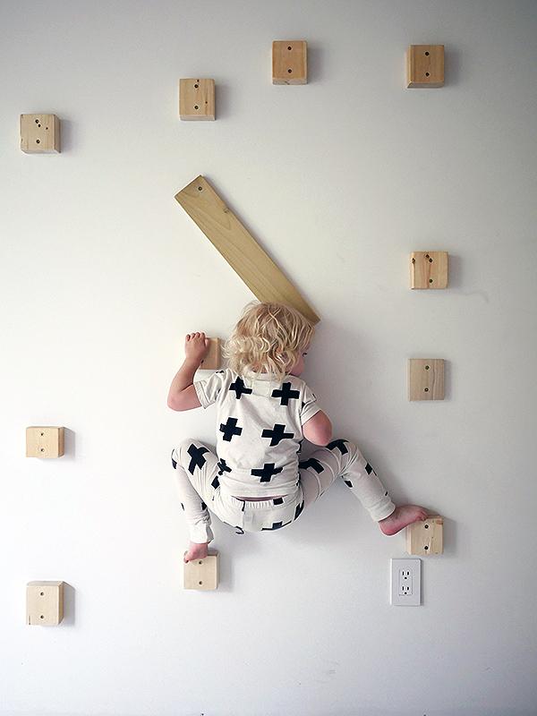 escalade chambre enfant
