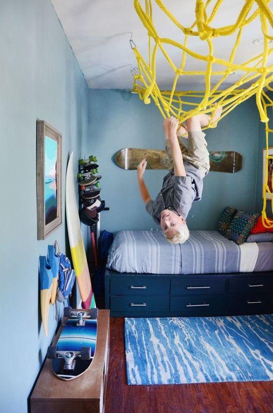jeux plein aire chambre enfant