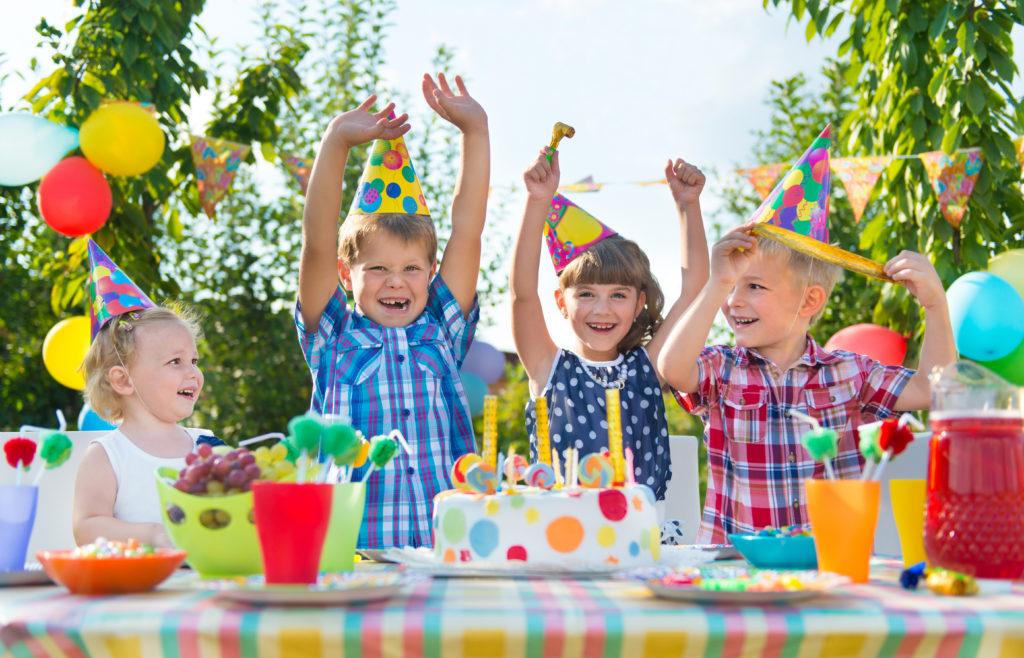 organiser double anniversaire enfant