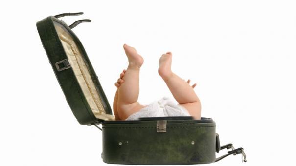 roadtrip avec bébé
