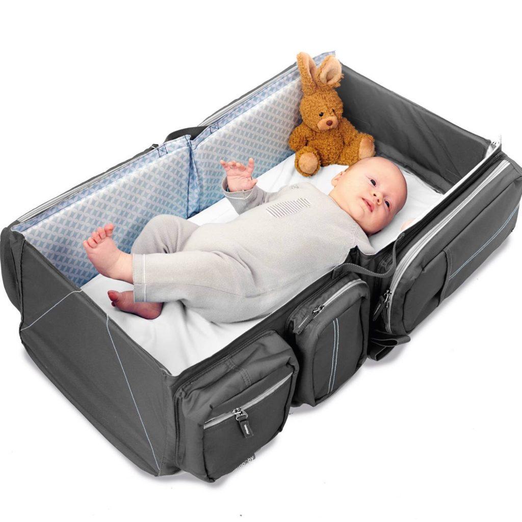 roadtrip bébé sac à langer