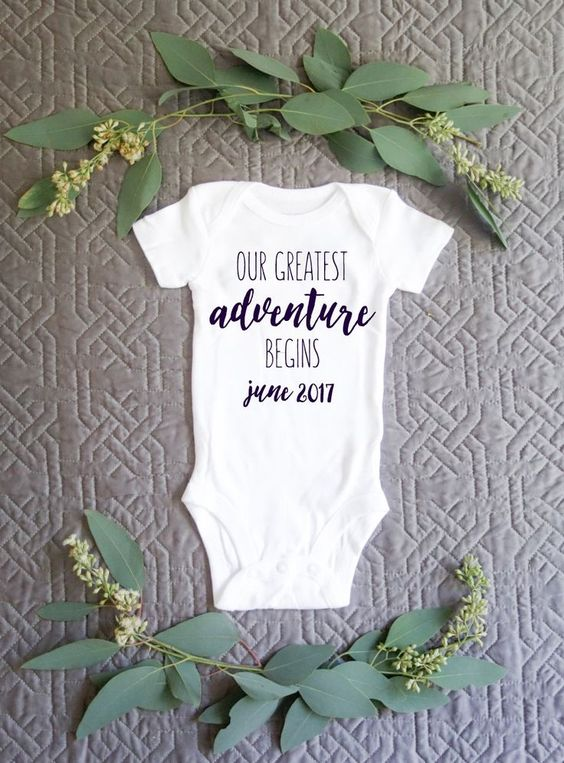 annoncer sa grossesse de manière originale